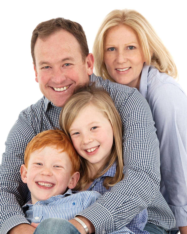 Family Portrait Studio 0027