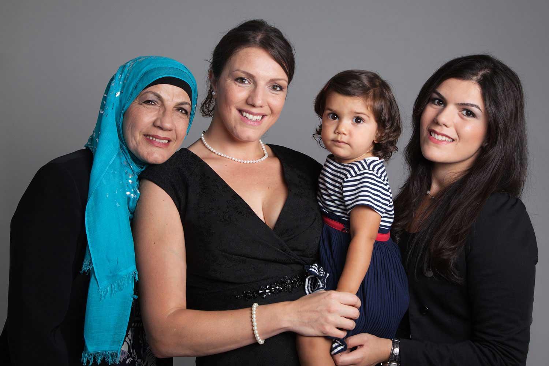 Family Portrait Studio 0045