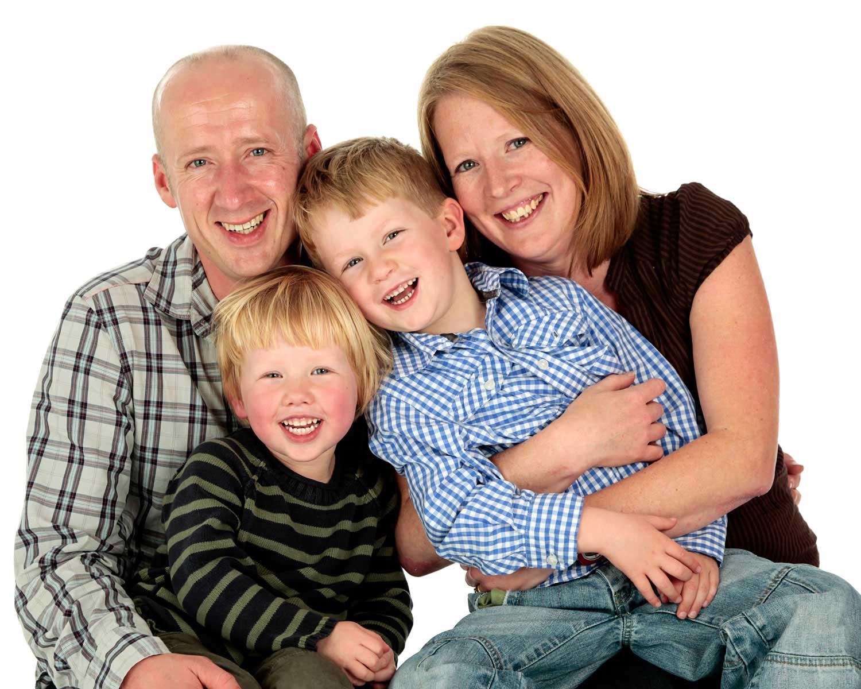 Family Portrait Studio 0047