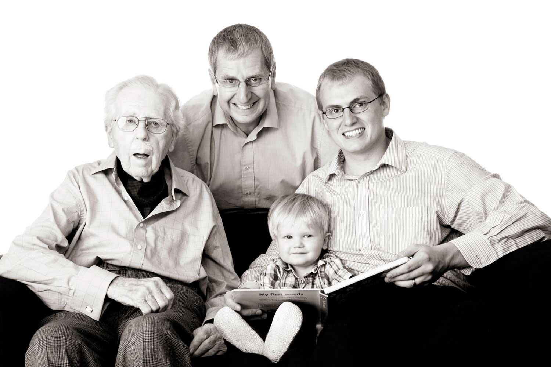 Family Portrait Studio 0049