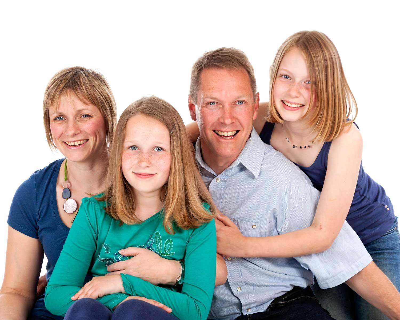 Family Portrait Studio 0051
