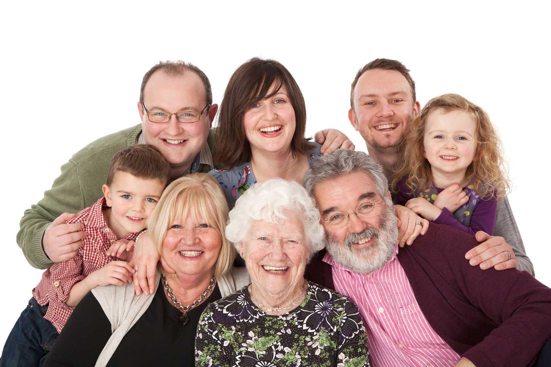 Family Portrait Studio 0052
