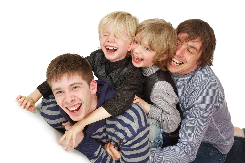 Family Portrait Studio 0069