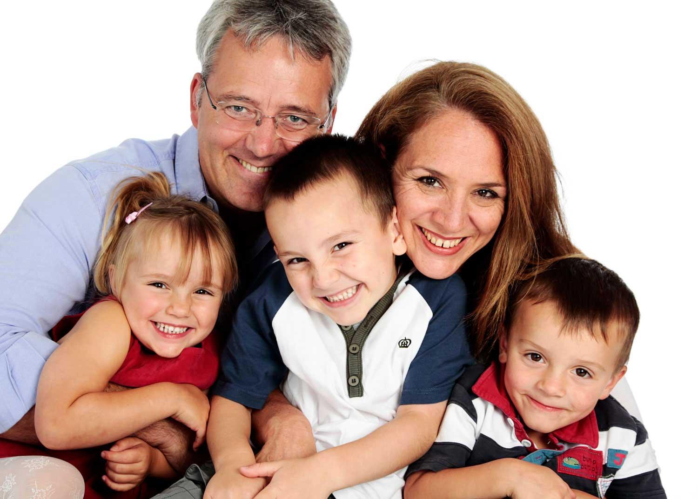 Family Portrait Studio 0072