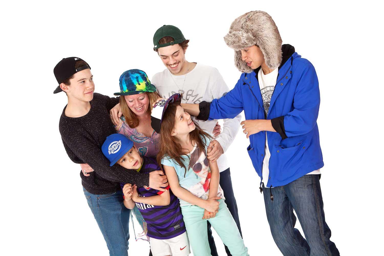 Family Portrait Studio 0075