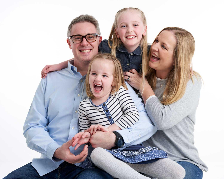 Family Portrait Studio 0095