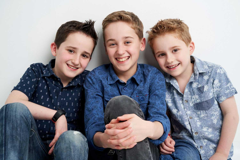 Family Portrait Studio 0099
