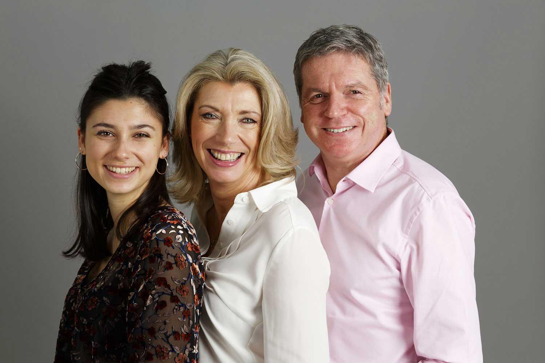 Family Portrait Studio 0110