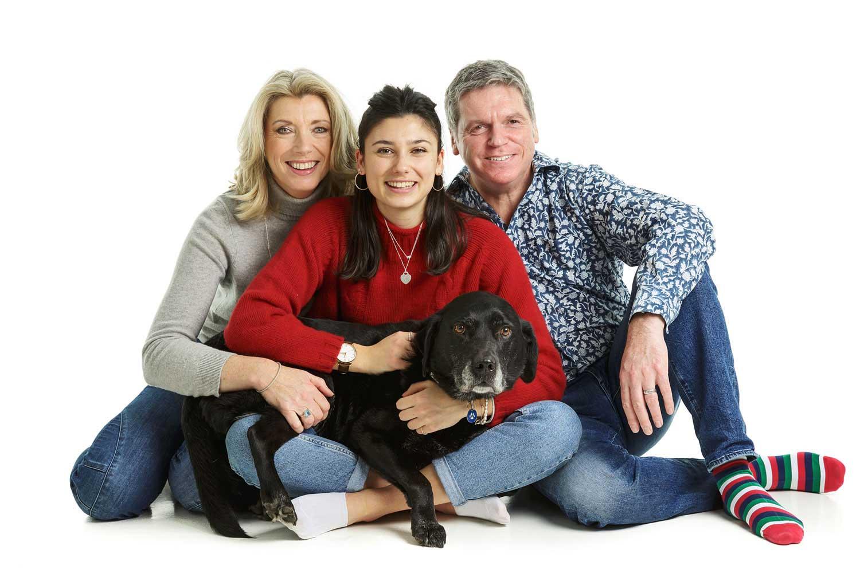 Family Portrait Studio 0111