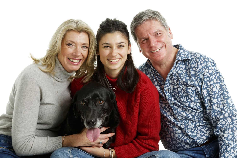 Family Portrait Studio 0112