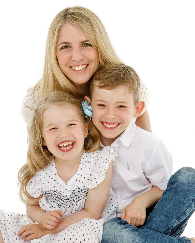 Family Portrait Studio 0116