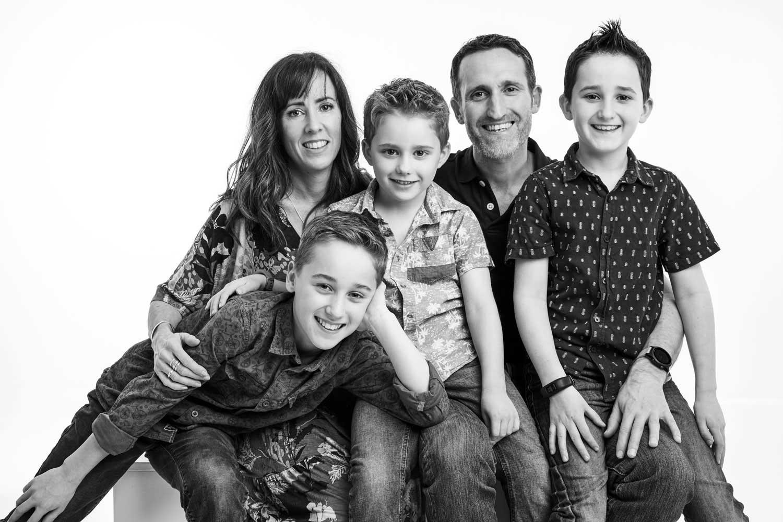 Family Portrait Studio 0100