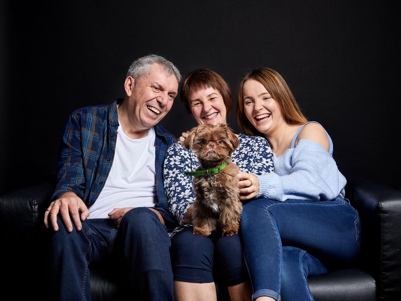 Family Portrait Experience Studio