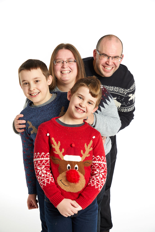 Christmas Family Portraits