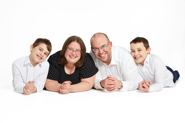 Fun Family Portraits